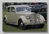 Rover 12 Saloon frontc