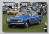 Rover 2000 1964 front
