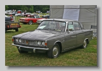 Rover 2000 1966 front TC