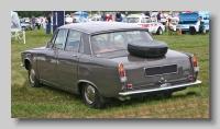 Rover 2000 1966 rear TC