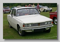 Rover 2000 1967 front