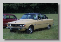Rover 2000 1973 front TC MkII