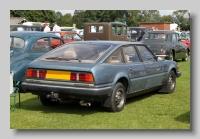 Rover 2600 1983 SE rear