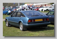 Rover 2600 1986 Vanden Plas rear