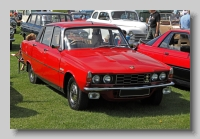 Rover 3500 V8 1972 Series II front