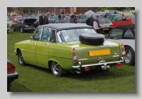 Rover 3500 V8 1977 rear