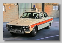 Rover P6B Police