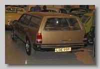 Rover SD1 Estate rear