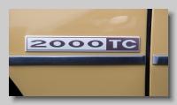 aa_Rover 2000 1973 badge TC
