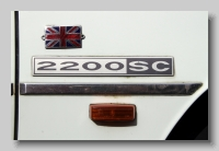 aa_Rover 2200 1975 badge SC