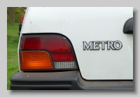 aa_Rover Metro 11S badge