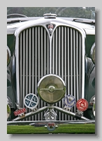 ab_Rover 12 Tourer grille