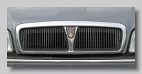 ax_Rover 800 1992 Sterling grille