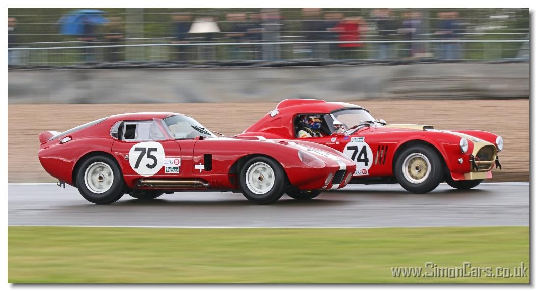 Simon Cars - Shelby Daytona Cobra Coupe