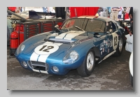 Shelby Cobra Daytona Coupe 1964 front