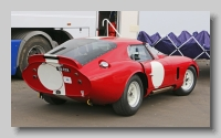 Shelby Cobra Daytona Coupe 1965 rear