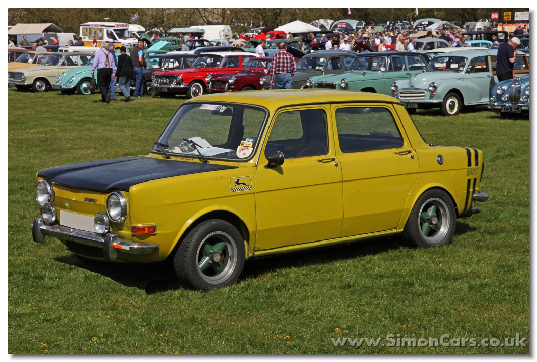 Simon Cars - Simca 1000
