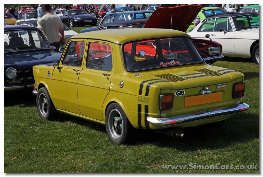 simca rally 3 for sale