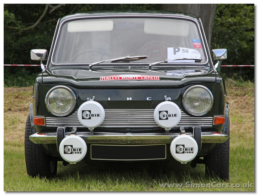 Simon Cars Simca 1000