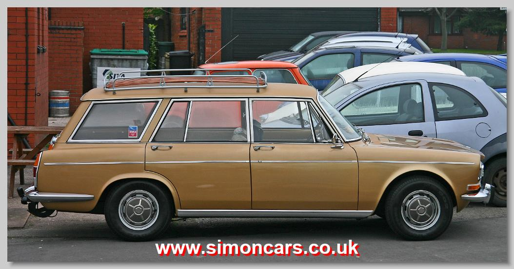 Old Simca Cars