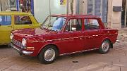 Simca 1000 GLS 1971 front