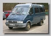 GAZ 32217 Minibus LWB front