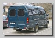 GAZ 32217 Minibus LWB rear