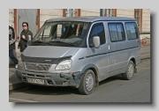 GAZ GAZelle Minibus front