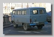 UAZ 2206 rear