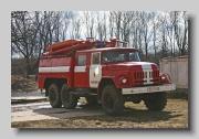 ZIL 131 fire engine 2