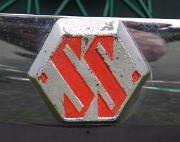 SS 1 2½litre 1933