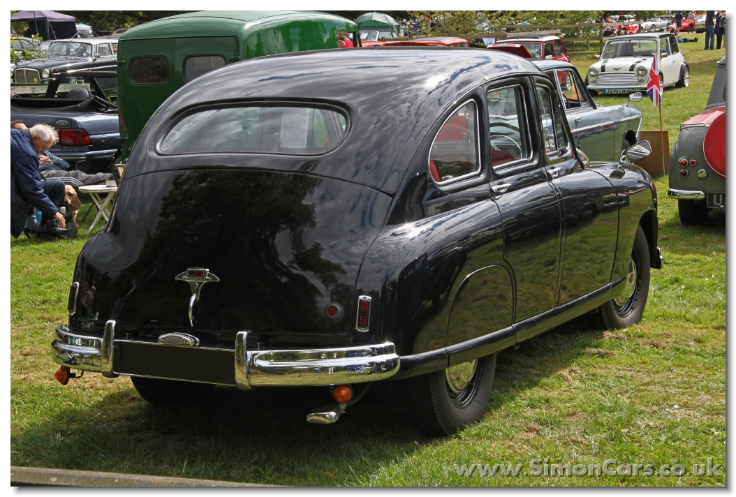 Simon Cars - Standard Vanguard Phase I, Ia and 2