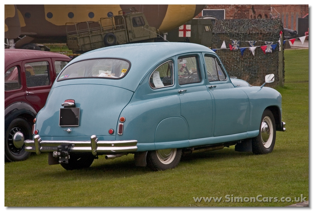 Simon Cars - Standard Vanguard Phase I, Ia and 2