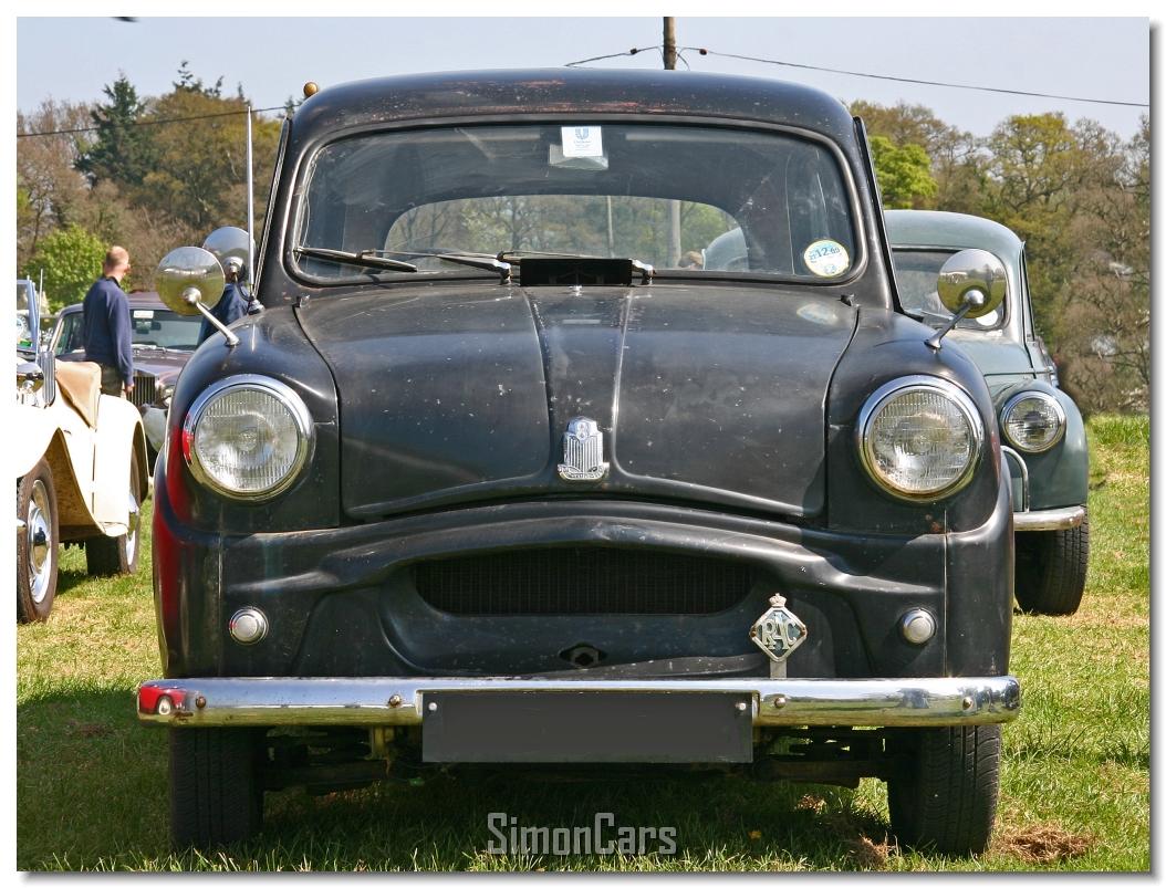 Simon Cars - Standard Eight