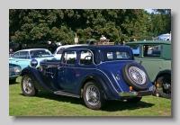 Standard Avon 16 Special rear