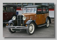 Standard Big Nine 1931 front