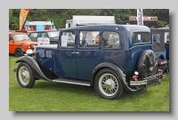 Standard Big Nine MkIV 1932 rear