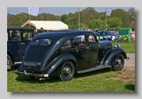 Standard Flying 20 AS 1936 rear