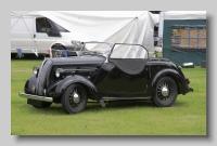 Standard Flying 8 1938 tourer front