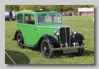 Standard Nine 1934 front