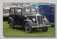 Standard Nine 1936 2-door front