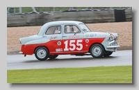 Standard Pennant 1959 race