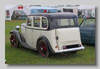 Standard R10 1935 rear