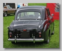 Standard Ten 1955 rear