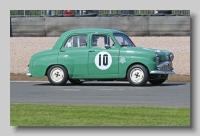 Standard Ten 1958 race