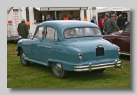 Standard Vanguard Phase II rear