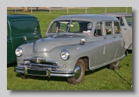 Standard Vanguard Phase Ia frontest