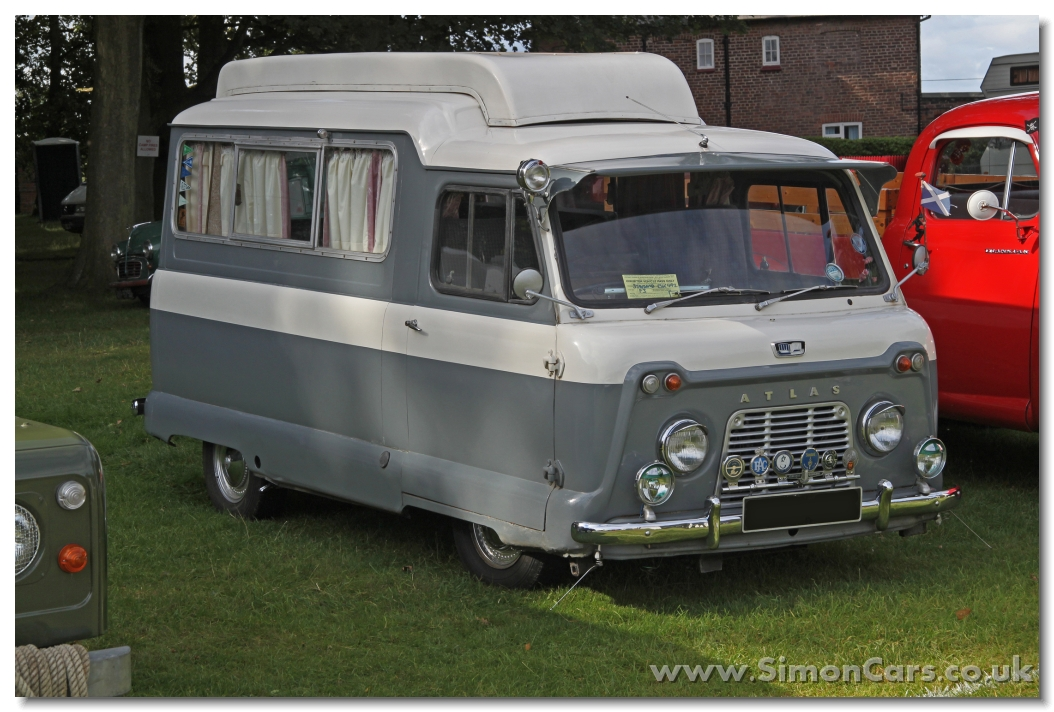 Simon Cars - Standard Van Atlas