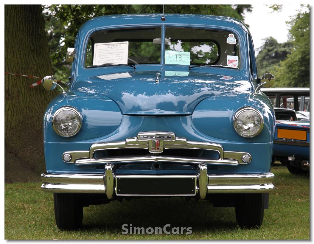 Simon Cars - Standard Vanguard Utility