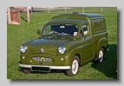Standard Ten Van front 1954